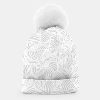Thumbnail image of white Beanie, Live Heroes