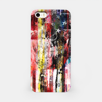 Thumbnail image of Lenny Kaos iPhone Case, Live Heroes