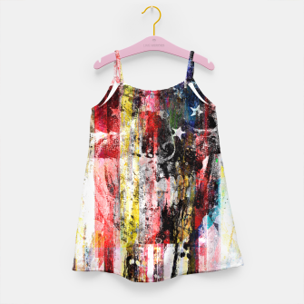 Thumbnail image of Lenny Kaos Girl's Dress, Live Heroes