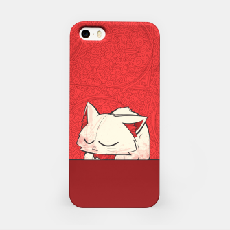 powernap iPhone Case obraz miniatury