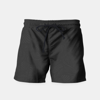 Thumbnail image of black Swim Shorts, Live Heroes
