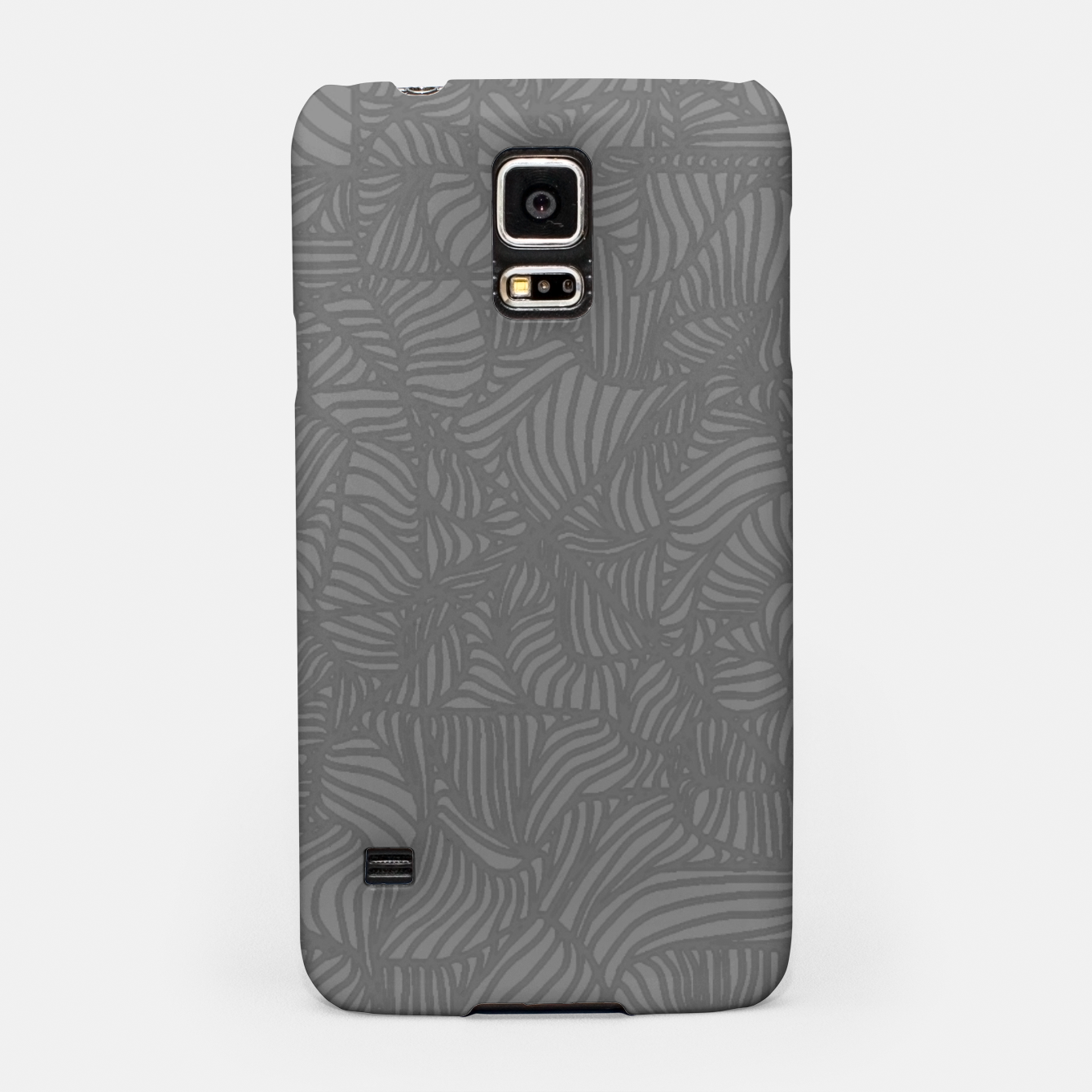 Image of gray Samsung Case - Live Heroes