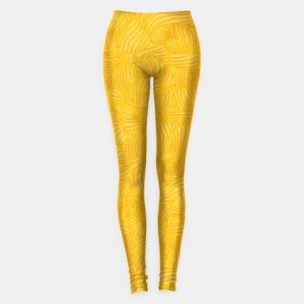 Thumbnail image of yellow Leggings, Live Heroes