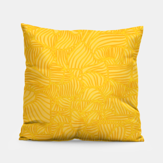 Thumbnail image of yellow Pillow, Live Heroes