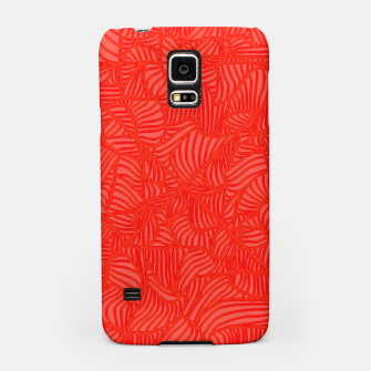 red Samsung Case thumbnail image