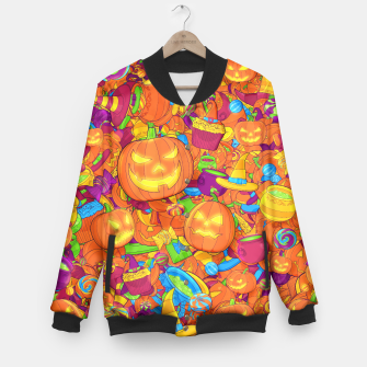 Thumbnail image of Halloween / Baseball Jacket, Live Heroes