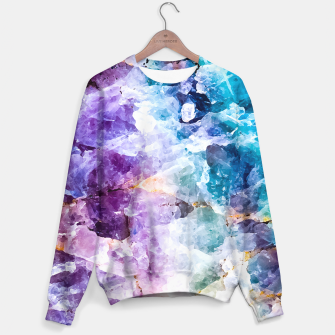 Thumbnail image of Multicolored stone quartz Sudadera, Live Heroes