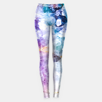Thumbnail image of Multicolored stone quartz Leggings, Live Heroes