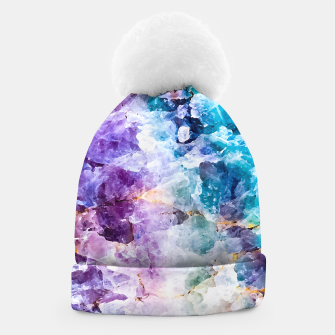 Thumbnail image of Multicolored stone quartz Gorro, Live Heroes