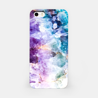 Thumbnail image of Multicolored stone quartz Carcasa por Iphone, Live Heroes