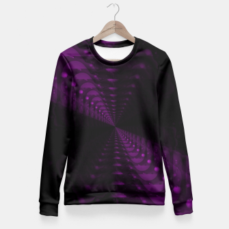 Thumbnail image of R U Surreal? Fitted Waist Sweater, Live Heroes