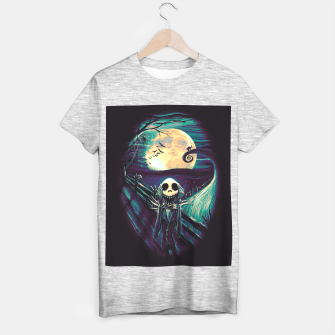 The Scream Before Christmas T-shirt regular thumbnail image