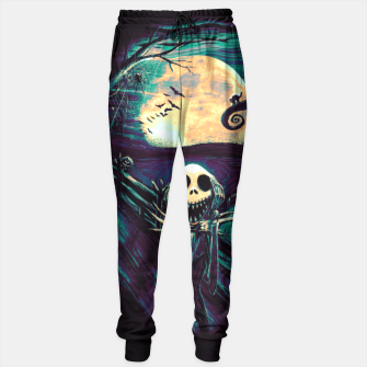 Thumbnail image of The Scream Before Christmas Sweatpants, Live Heroes
