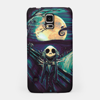 The Scream Before Christmas Samsung Case thumbnail image