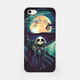 The Scream Before Christmas iPhone Case thumbnail image