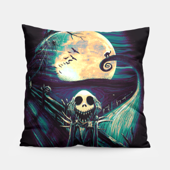 The Scream Before Christmas Pillow thumbnail image