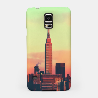 Thumbnail image of NYC Skyline Samsung Case, Live Heroes
