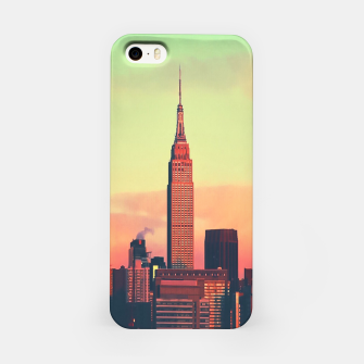 Thumbnail image of NYC Skyline iPhone Case, Live Heroes