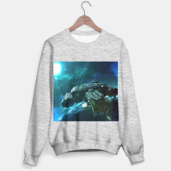Thumbnail image of Journey home Sweater regular, Live Heroes