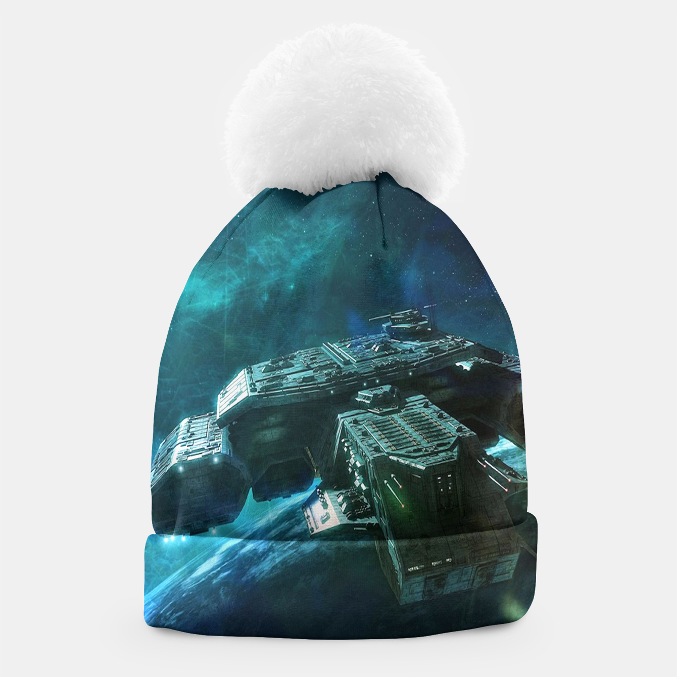 Image of Journey home Beanie - Live Heroes