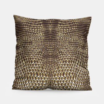 Thumbnail image of REPTILE ENVY Pillow, Live Heroes
