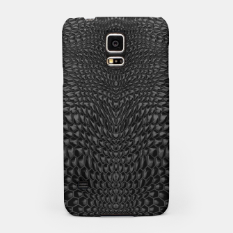 Thumbnail image of REPTILE BLVCK Samsung Case, Live Heroes