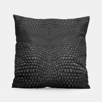 Thumbnail image of REPTILE BLVCK Pillow, Live Heroes