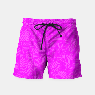 Thumbnail image of pink Swim Shorts, Live Heroes