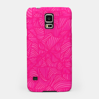 Thumbnail image of purple Samsung Case, Live Heroes