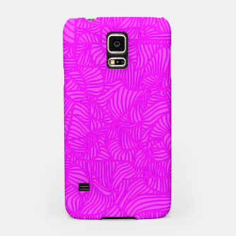 Thumbnail image of pink Samsung Case, Live Heroes