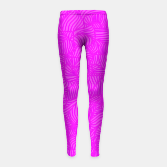 pink Girl's Leggings thumbnail image