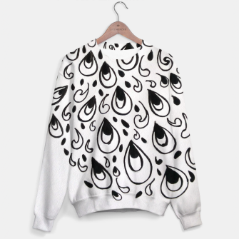 Thumbnail image of peacock feather Sweater, Live Heroes