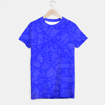 Thumbnail image of Blue T-shirt, Live Heroes