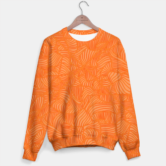 Thumbnail image of orange Sweater, Live Heroes