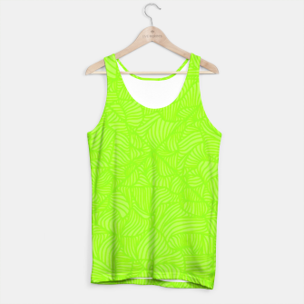 Thumbnail image of green Tank Top, Live Heroes