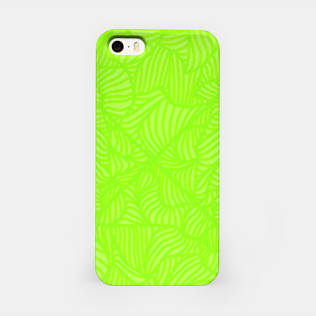 Image of green iPhone Case - Live Heroes