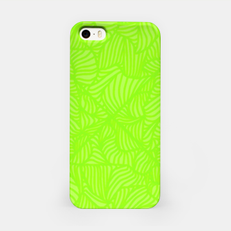 Thumbnail image of green iPhone Case, Live Heroes