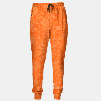 Thumbnail image of orange Sweatpants, Live Heroes