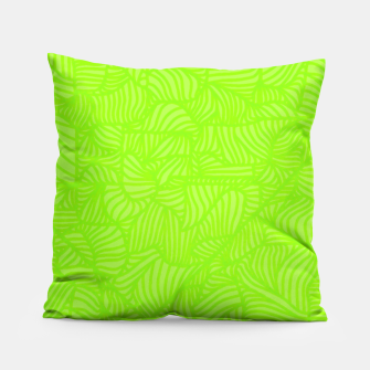 Thumbnail image of green Pillow, Live Heroes
