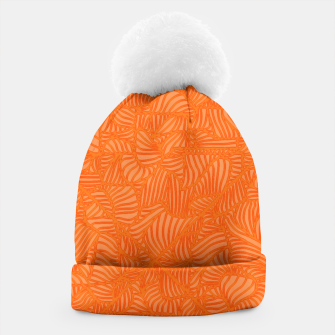 Thumbnail image of orange Beanie, Live Heroes