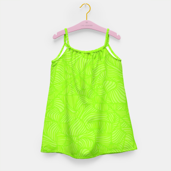 Thumbnail image of green Girl's Dress, Live Heroes