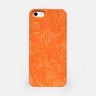 Thumbnail image of orange iPhone Case, Live Heroes