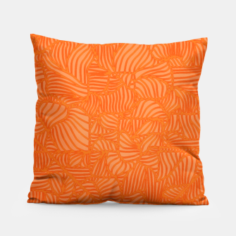Thumbnail image of orange Pillow, Live Heroes