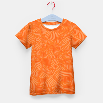 Thumbnail image of orange Kid's T-shirt, Live Heroes
