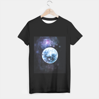Thumbnail image of moon T-shirt regular, Live Heroes