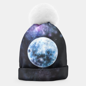Thumbnail image of moon Beanie, Live Heroes
