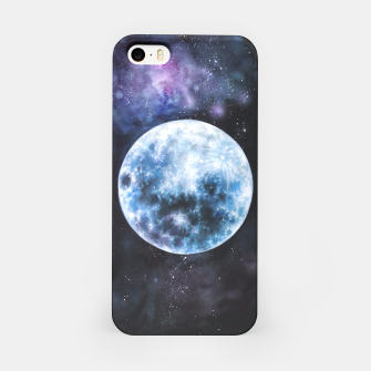 Thumbnail image of moon iPhone Case, Live Heroes