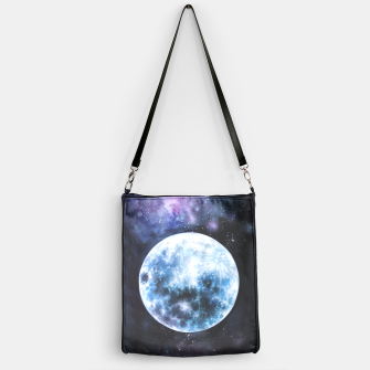 Thumbnail image of moon Handbag, Live Heroes