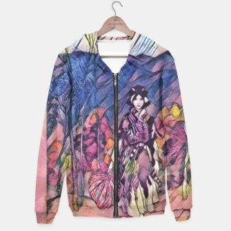 Thumbnail image of Along the Way Hoodie, Live Heroes