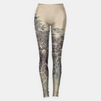 White path Leggings obraz miniatury